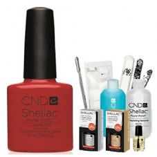 CND Shellac  Starter Kit - Lobster Roll
